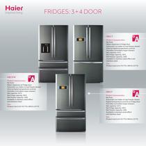 Haier UK White Goods Brochure 2011/2012 - 8