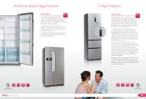 Haier UK White Goods Brochure 2013/2014 - 6