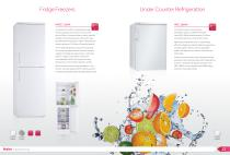 Haier UK White Goods Brochure 2013/2014 - 8