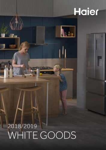Haier White Goods 2017/2018