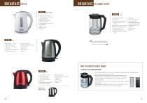 Catalogue Small Domestic Appliances 2016/2017 - 7