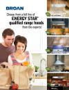 ENERGY STAR® qualified range hoods