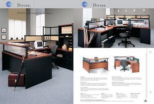 Divide Desks - 1