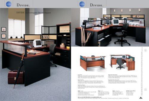 Divide Desks