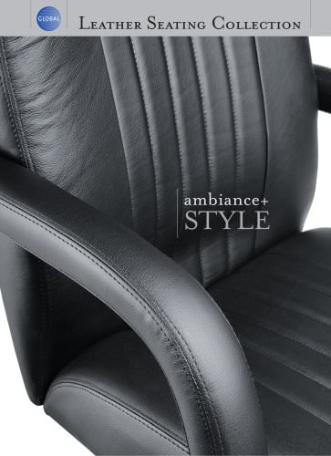 Leather Seating Collection