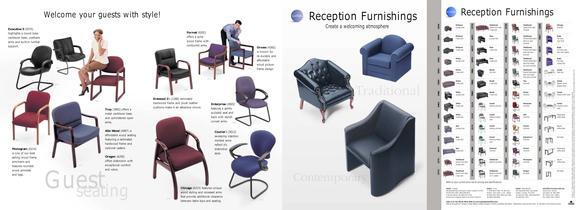 Reception Furnishings - 1