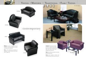 Sofas, Club Chairs, Modular Seating - 3