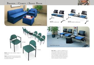 Sofas, Club Chairs, Modular Seating - 4