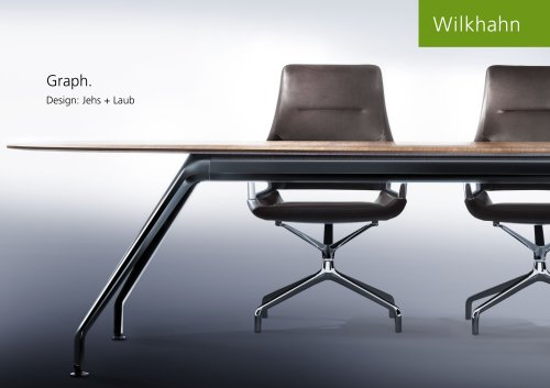 "30/300 Graph Chair/Table ""Matching Conference Solutions"""