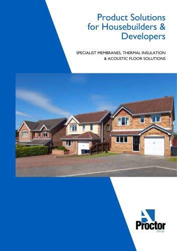 Proctors Housebuilder Brochure