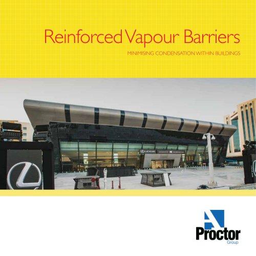 Reinforced Vapour Barriers Brochure