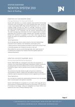 NEWTON WATERPROOFING SYSTEMS - 10