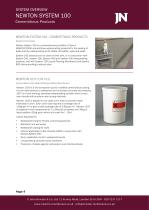 NEWTON WATERPROOFING SYSTEMS - 5