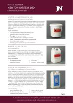 NEWTON WATERPROOFING SYSTEMS - 6