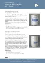 NEWTON WATERPROOFING SYSTEMS - 9