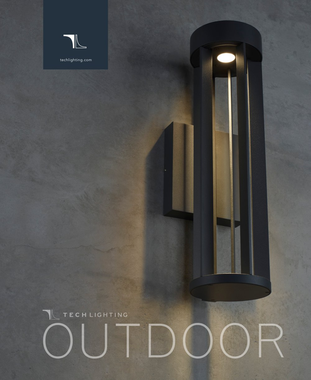2017 Tech Lighting Outdoor Catalog 100 Pages