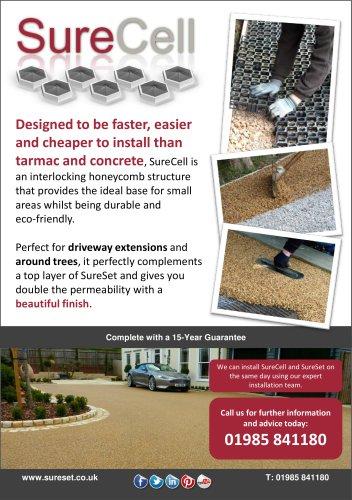 SureSet SureCell Brochure