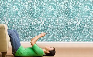 Papel de parede, Painéis decorativos