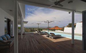 Complementos para jardins e terraços