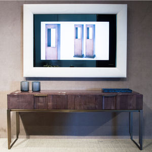 TV espelho de parede