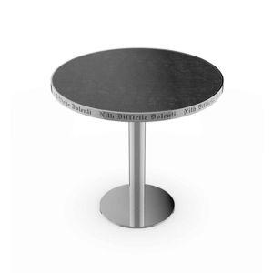 mesa alta contemporânea