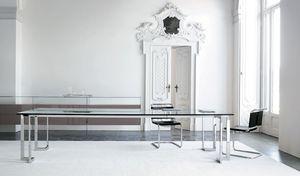 mesa de reunião contemporânea