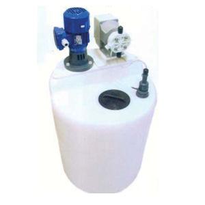 reservatório aéreo / de armazenamento de água / em plástico