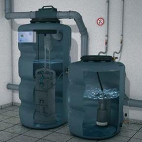 microestação de tratamento para água / compacta / com filtro