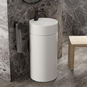 lavatório de coluna