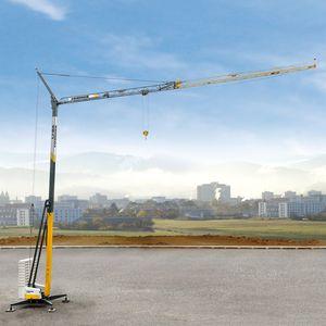 guindaste hidráulico / fixo / para construção civil / de elevação