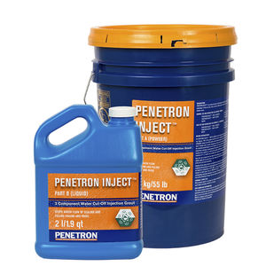 injeção de gel / de impermeabilização