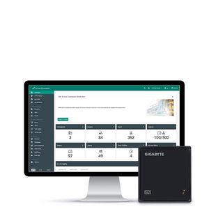 software de gestão de controle de acesso e de segurança