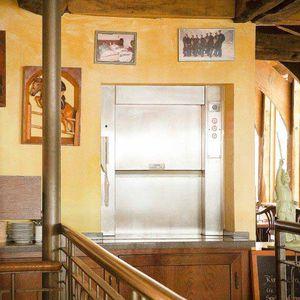 elevador monta-pratos para restaurante