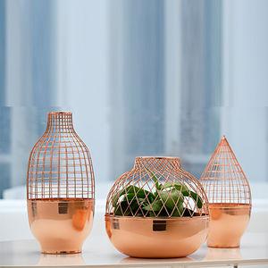 vaso de design original