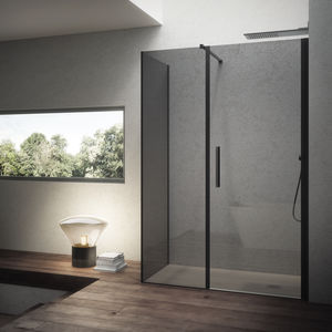 cabine de banho walk-in
