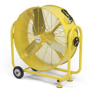 ventilador móvel / profissional / em aço galvanizado