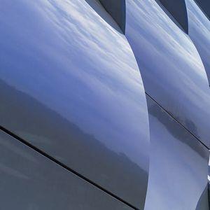 revestimento de fachada em painéis