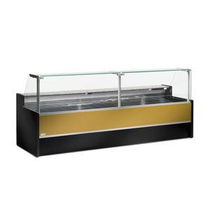 vitrina refrigerada balcão
