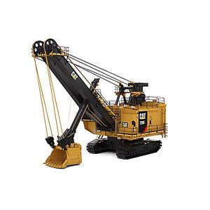 escavadeira de esteiras / de cabo / elétrica / para construção civil