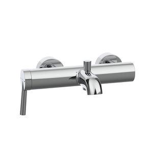 misturador monocomando para banheira