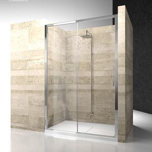 cabine de banho em vidro