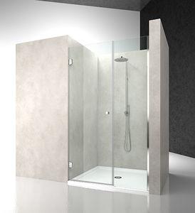 box de banheiro sem porta