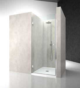 box de banheiro pivotante