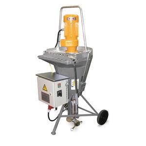 máquina de projeção para reboco
