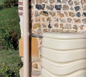 kit de recuperação de águas pluviais