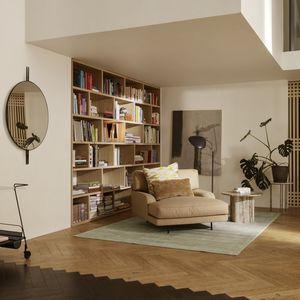 chaise longue de design escandinavo