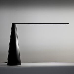luminária de mesa / contemporânea / em alumínio pintado / regulável