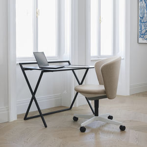 mesa secretária de coluna