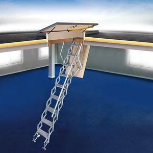 alçapão para telhado