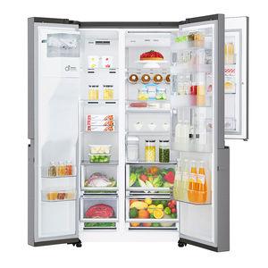 refrigerador combinado com freezer embaixo